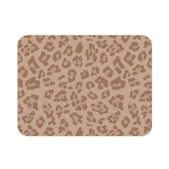 Autumn Animal Print 9 Double Sided Flano Blanket (mini)  by tarastyle