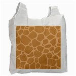 Autumn Animal Print 10 Recycle Bag (One Side)