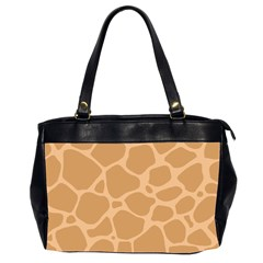 Autumn Animal Print 10 Office Handbags (2 Sides)  by tarastyle