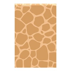 Autumn Animal Print 10 Shower Curtain 48  X 72  (small)  by tarastyle