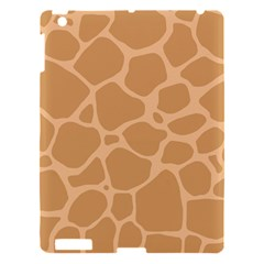 Autumn Animal Print 10 Apple Ipad 3/4 Hardshell Case by tarastyle