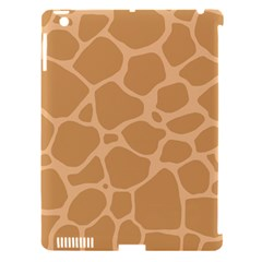 Autumn Animal Print 10 Apple iPad 3/4 Hardshell Case (Compatible with Smart Cover)