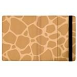 Autumn Animal Print 10 Apple iPad 3/4 Flip Case