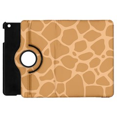 Autumn Animal Print 10 Apple Ipad Mini Flip 360 Case by tarastyle