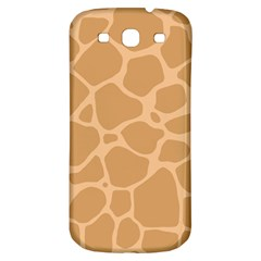 Autumn Animal Print 10 Samsung Galaxy S3 S III Classic Hardshell Back Case