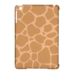 Autumn Animal Print 10 Apple iPad Mini Hardshell Case (Compatible with Smart Cover)
