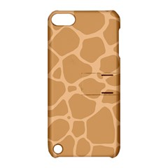 Autumn Animal Print 10 Apple iPod Touch 5 Hardshell Case with Stand