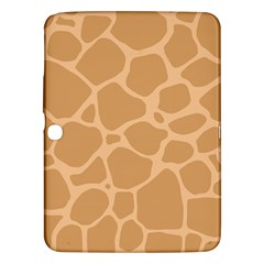 Autumn Animal Print 10 Samsung Galaxy Tab 3 (10 1 ) P5200 Hardshell Case  by tarastyle