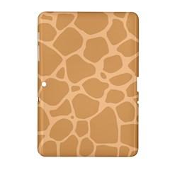 Autumn Animal Print 10 Samsung Galaxy Tab 2 (10 1 ) P5100 Hardshell Case  by tarastyle