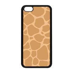 Autumn Animal Print 10 Apple iPhone 5C Seamless Case (Black)