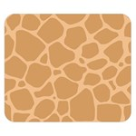 Autumn Animal Print 10 Double Sided Flano Blanket (Small)