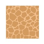 Autumn Animal Print 10 Small Satin Scarf (Square)