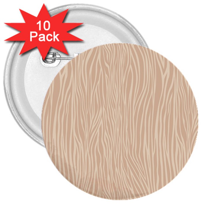 Autumn Animal Print 11 3  Buttons (10 pack)