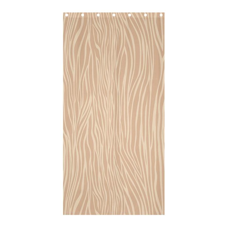 Autumn Animal Print 11 Shower Curtain 36  x 72  (Stall)