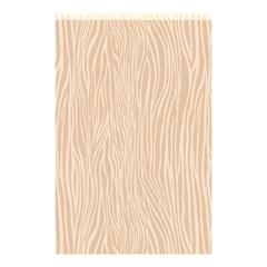 Autumn Animal Print 11 Shower Curtain 48  X 72  (small)  by tarastyle