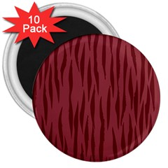 Autumn Animal Print 12 3  Magnets (10 Pack)  by tarastyle