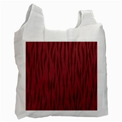 Autumn Animal Print 12 Recycle Bag (one Side) by tarastyle