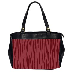 Autumn Animal Print 12 Office Handbags (2 Sides)  by tarastyle