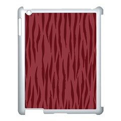 Autumn Animal Print 12 Apple Ipad 3/4 Case (white) by tarastyle