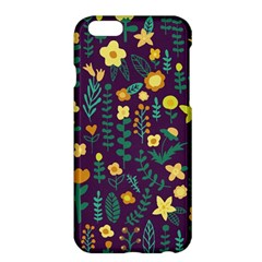 Cute Doodle Flowers 2 Apple Iphone 6 Plus/6s Plus Hardshell Case by tarastyle