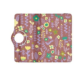 Cute Doodle Flowers 3 Kindle Fire Hdx 8 9  Flip 360 Case by tarastyle