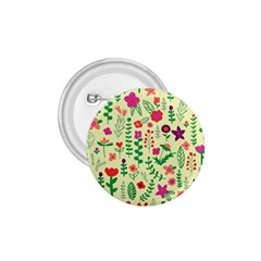 Cute Doodle Flowers 5 1 75  Buttons by tarastyle