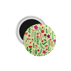 Cute Doodle Flowers 5 1 75  Magnets by tarastyle