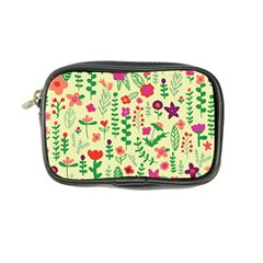 Cute Doodle Flowers 5 Coin Purse by tarastyle