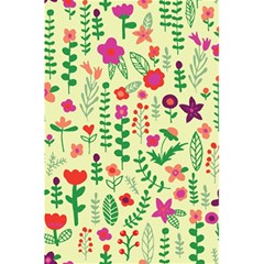 Cute Doodle Flowers 5 5 5  X 8 5  Notebooks by tarastyle