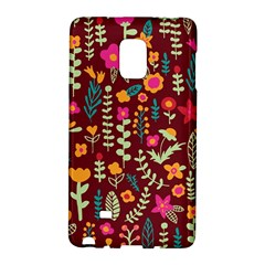 Cute Doodle Flowers 6 Galaxy Note Edge by tarastyle