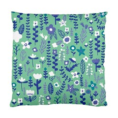 Cute Doodle Flowers 9 Standard Cushion Case (one Side) by tarastyle