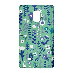 Cute Doodle Flowers 9 Galaxy Note Edge by tarastyle