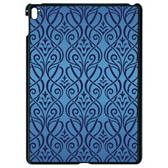 Art Nouveau Teal Apple Ipad Pro 9 7   Black Seamless Case by 8fugoso