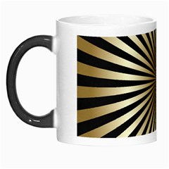 Art Deco Goldblack Morph Mugs by 8fugoso