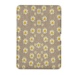 Star Fall Of Fantasy Flowers On Pearl Lace Samsung Galaxy Tab 2 (10 1 ) P5100 Hardshell Case  by pepitasart