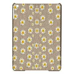 Star Fall Of Fantasy Flowers On Pearl Lace Ipad Air Hardshell Cases by pepitasart