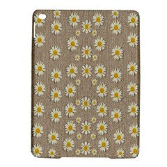 Star Fall Of Fantasy Flowers On Pearl Lace Ipad Air 2 Hardshell Cases by pepitasart