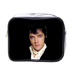 Elvis Presley Mini Toiletries Bags by Valentinaart