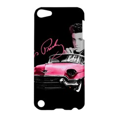 Elvis Presley s Pink Cadillac Apple Ipod Touch 5 Hardshell Case by Valentinaart