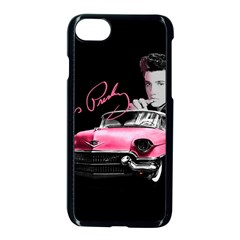Elvis Presley s Pink Cadillac Apple Iphone 7 Seamless Case (black)