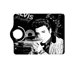 Elvis Presley Collage Kindle Fire Hd (2013) Flip 360 Case by Valentinaart