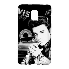 Elvis Presley Collage Galaxy Note Edge by Valentinaart
