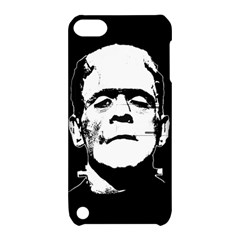 Frankenstein s Monster Halloween Apple Ipod Touch 5 Hardshell Case With Stand by Valentinaart