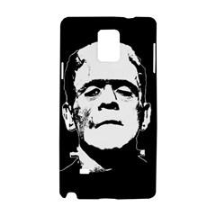 Frankenstein s Monster Halloween Samsung Galaxy Note 4 Hardshell Case by Valentinaart