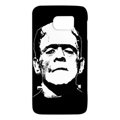 Frankenstein s Monster Halloween Galaxy S6 by Valentinaart