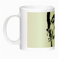 Frankenstein s Monster Halloween Night Luminous Mugs by Valentinaart