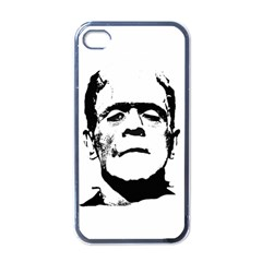Frankenstein s Monster Halloween Apple Iphone 4 Case (black) by Valentinaart