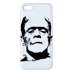 Frankenstein s Monster Halloween Apple Iphone 5 Premium Hardshell Case by Valentinaart