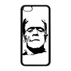 Frankenstein s Monster Halloween Apple Iphone 5c Seamless Case (black) by Valentinaart