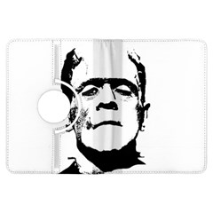 Frankenstein s Monster Halloween Kindle Fire Hdx Flip 360 Case by Valentinaart